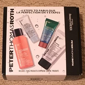 Sephora, Peter Thomas Roth 4 Steps To Fabulous